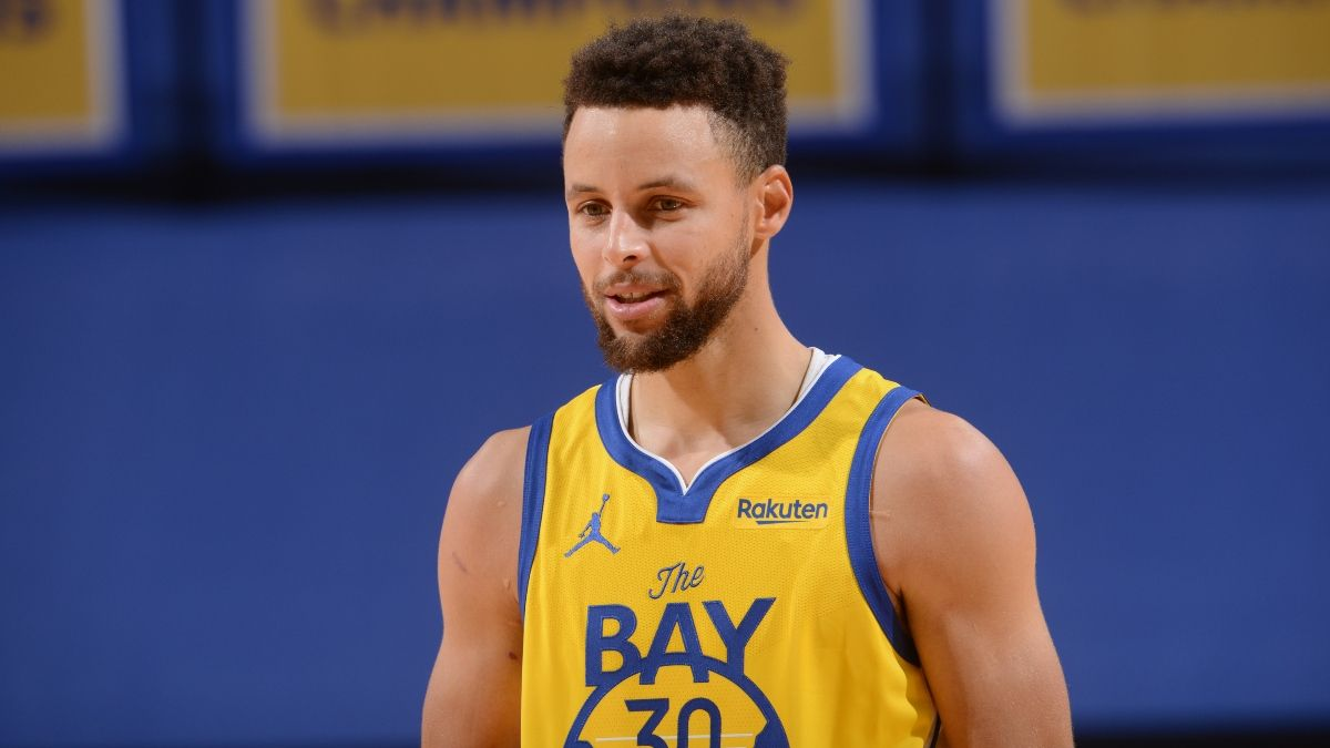 Steph Curry Says the Warriors Should Be Sick of Losing Big