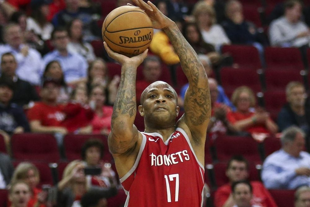PJ Tucker Heading To The Bucks After Finally Being Traded From Houston