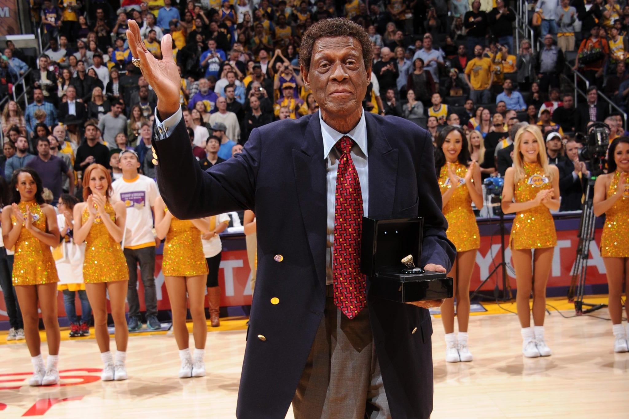 Los Angeles Lakers' Legend Elgin Baylor Passes Away At 86