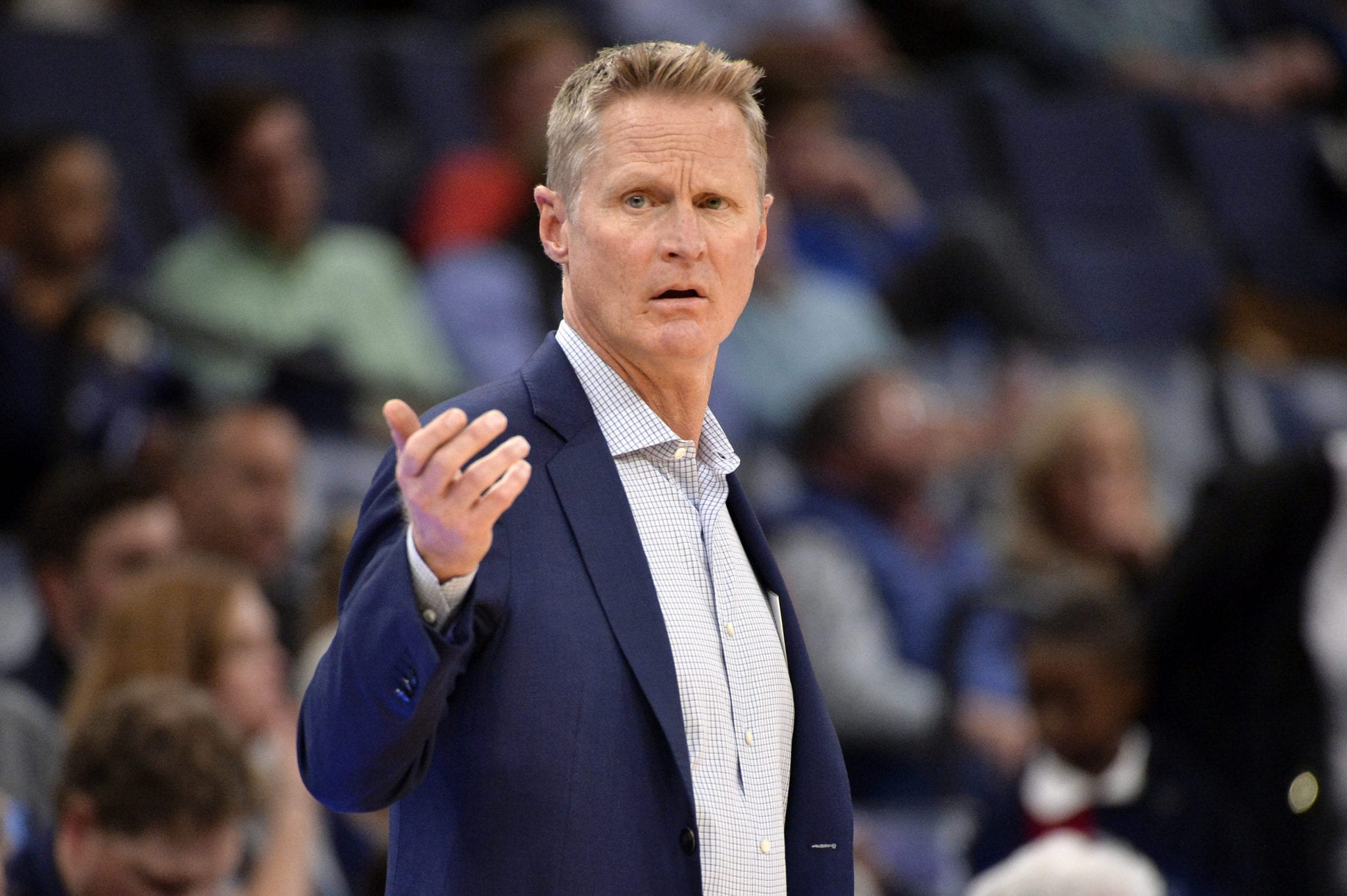 Steve Kerr Speaks Out On Recent Mass Shootings In US