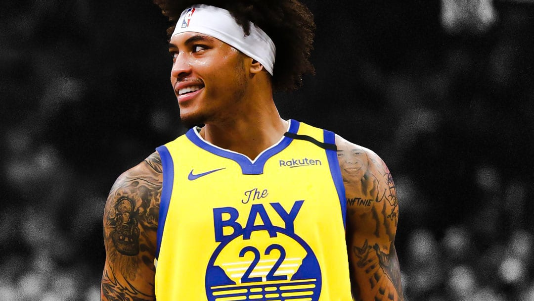 Warriors forward Kelly Oubre Jr.