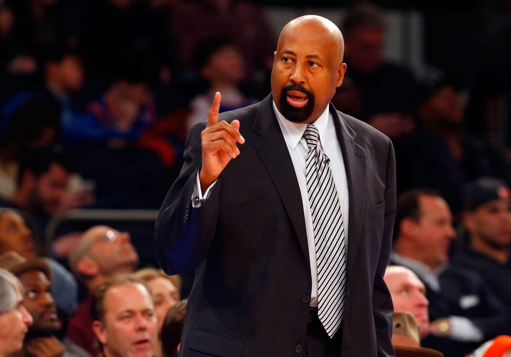 Indiana Hires Mike Woodson as Hoosiers' New Men's Basketball Coach