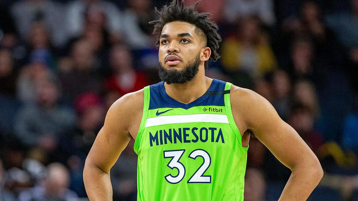 Karl-Anthony Towns 'Emotional'; Dad Sees Him Play For 1st Time Since Mom's Passing