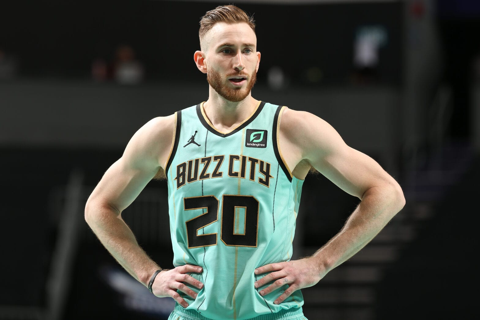 Gordon Hayward To Be Sidelined 'At Least' Four Weeks With Sprained Foot