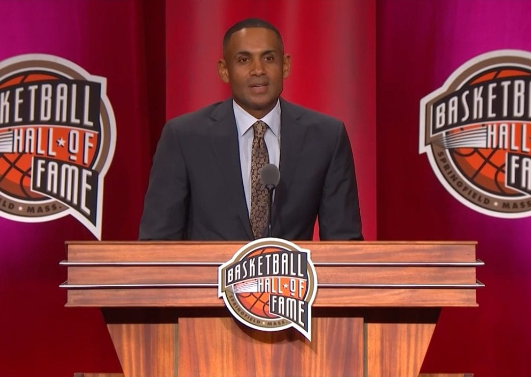 Grant Hill Replacing Jerry Colangelo As Team USA Director After Olympics