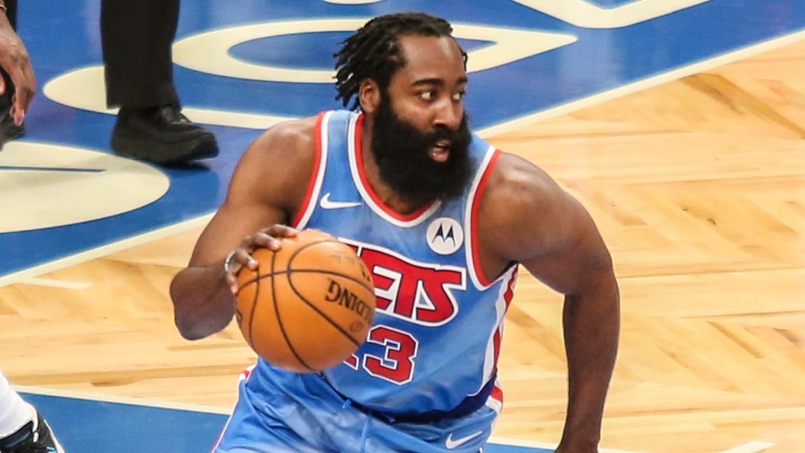 James Harden Will Be Out At least 10 Days With Hamstring Strain