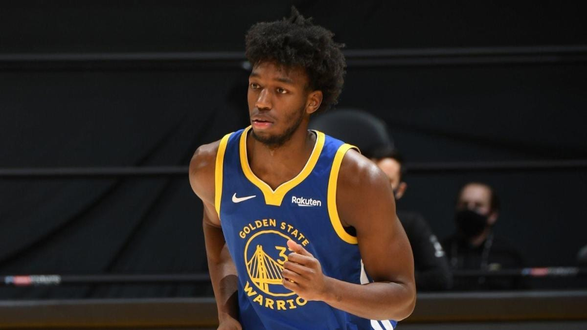Warriors' James Wiseman Suffers Torn Meniscus, May Miss Rest of Season