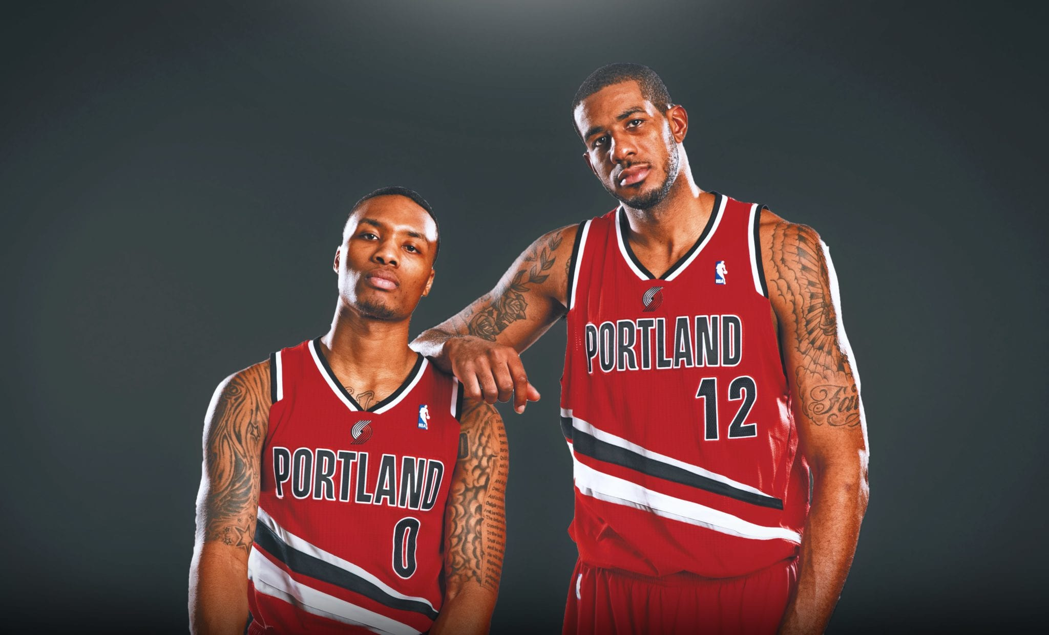 Damian Lillard Reacts to LaMarcus Aldridge's Sudden Retirement