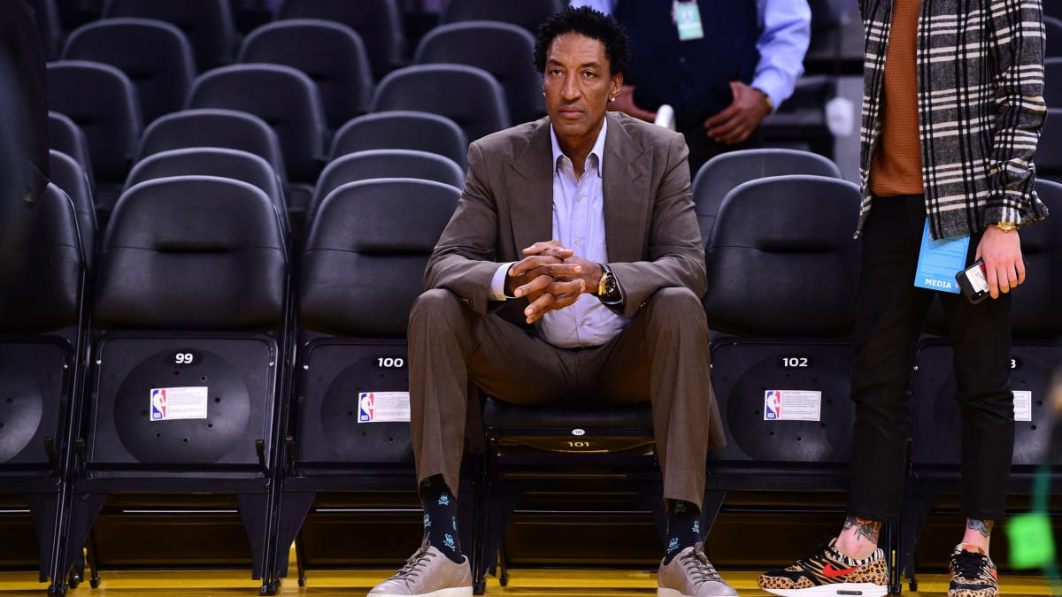 Scottie Pippen Pays Tribute to Son Who Passed Away