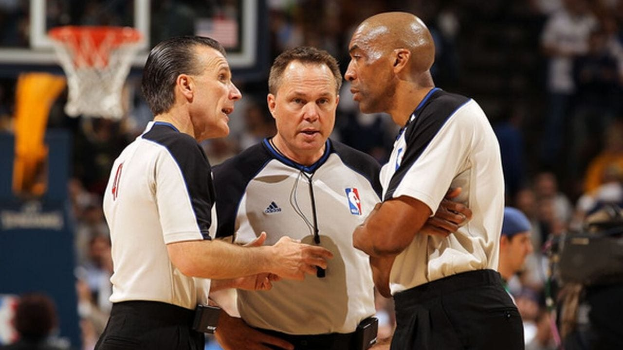 Nine NBA Referees Out Due to COVID-19 Health and Safety Protocols, Per Report