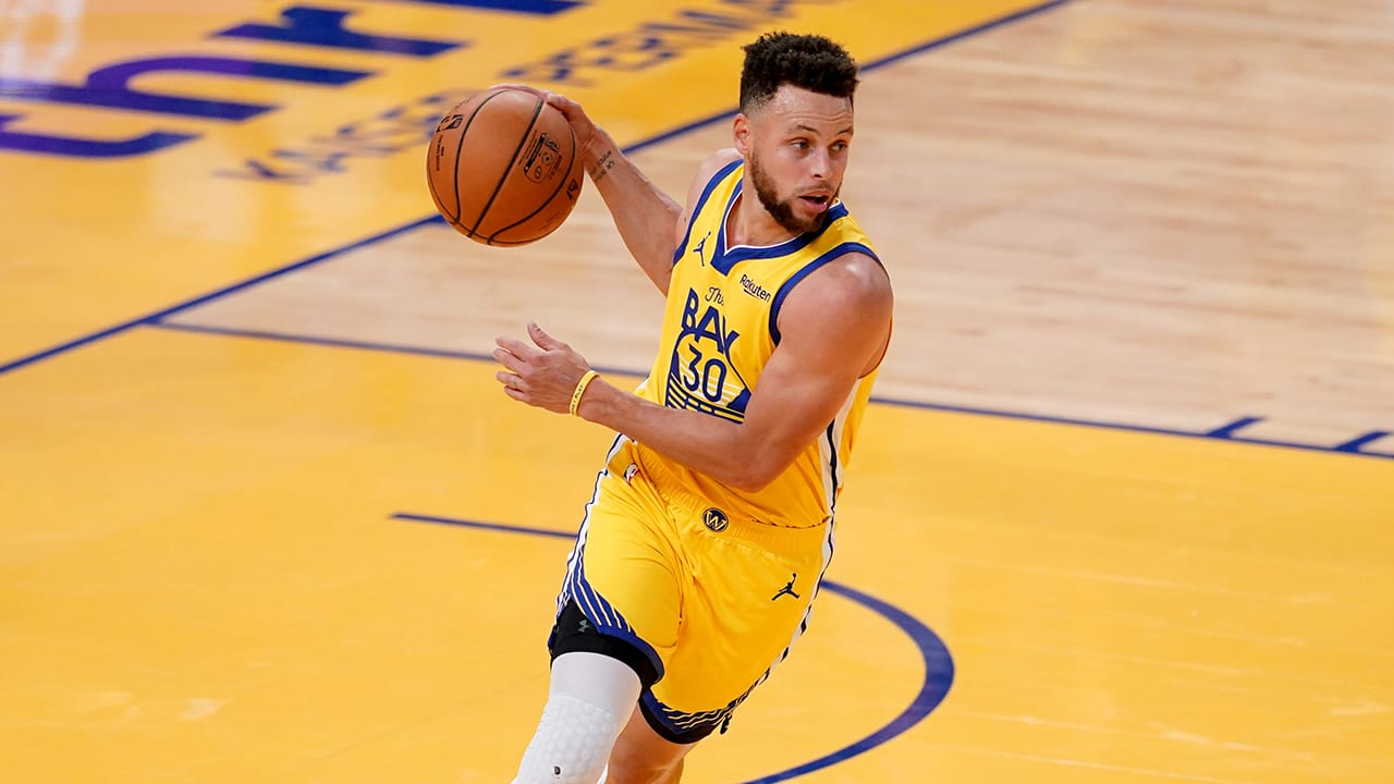 Steph Curry Sets New NBA Record for Most 3-Pointers in One Month