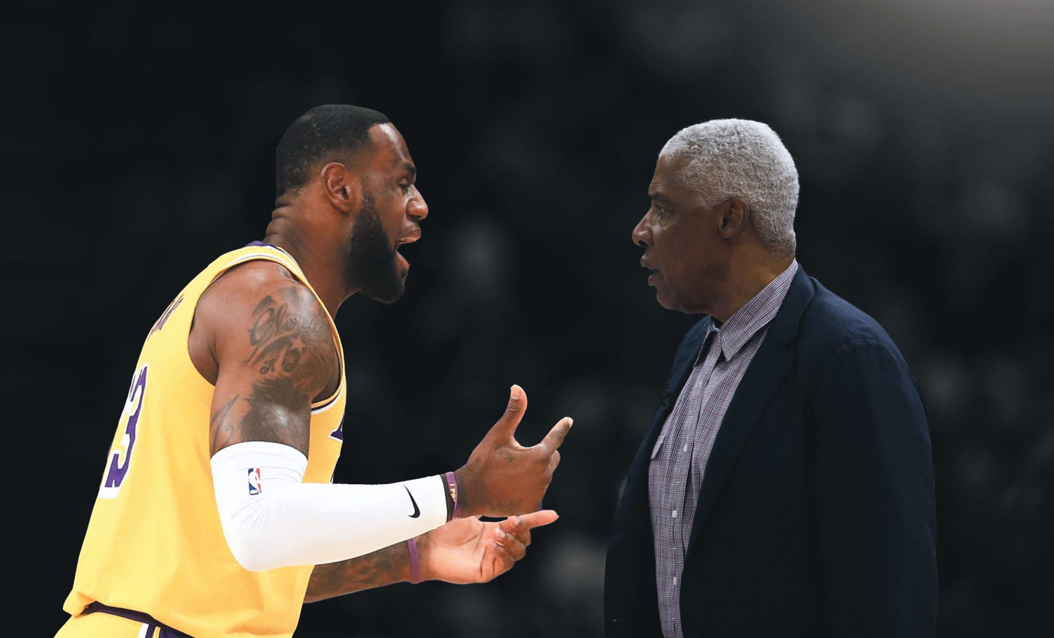 Dr. J Explains Why He Snubbed LeBron From His All-Time First and Second Teams