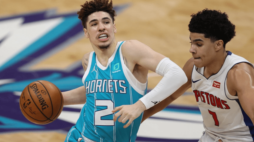 LaMelo Ball Comes Out Blazing in Return to the Hornets