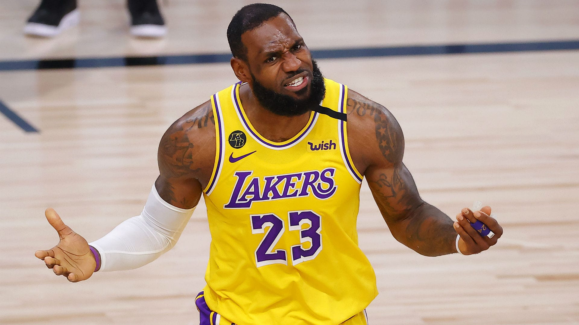 LeBron James Rips Play-In Tournament After Lakers Loss To Raptors