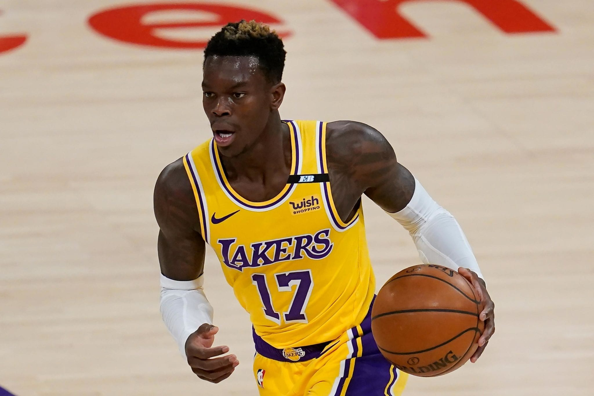 Slumping Lakers Lose Dennis Schroder to Health and Safety Protocols for 10-14 Days
