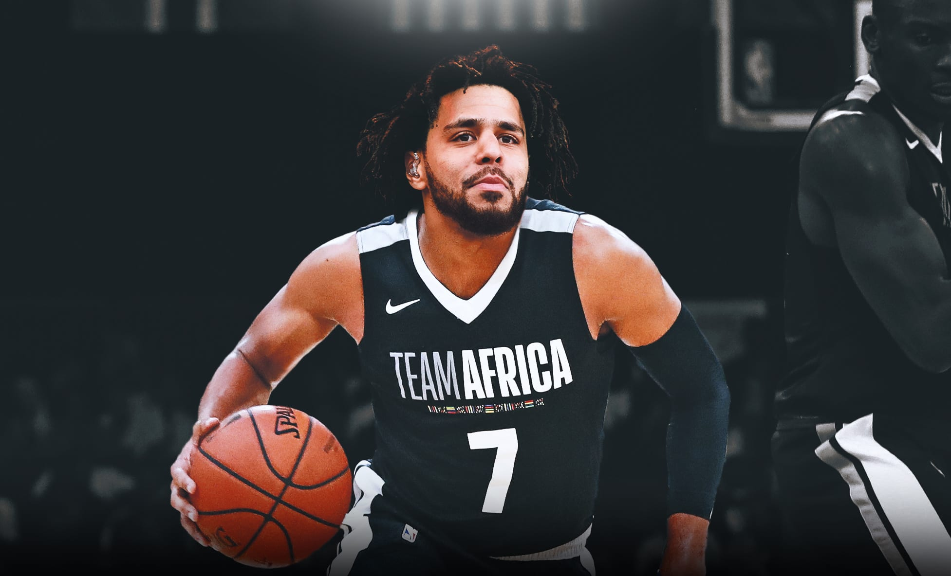 J. Cole to Play Professional Basketball in Africa's Top League