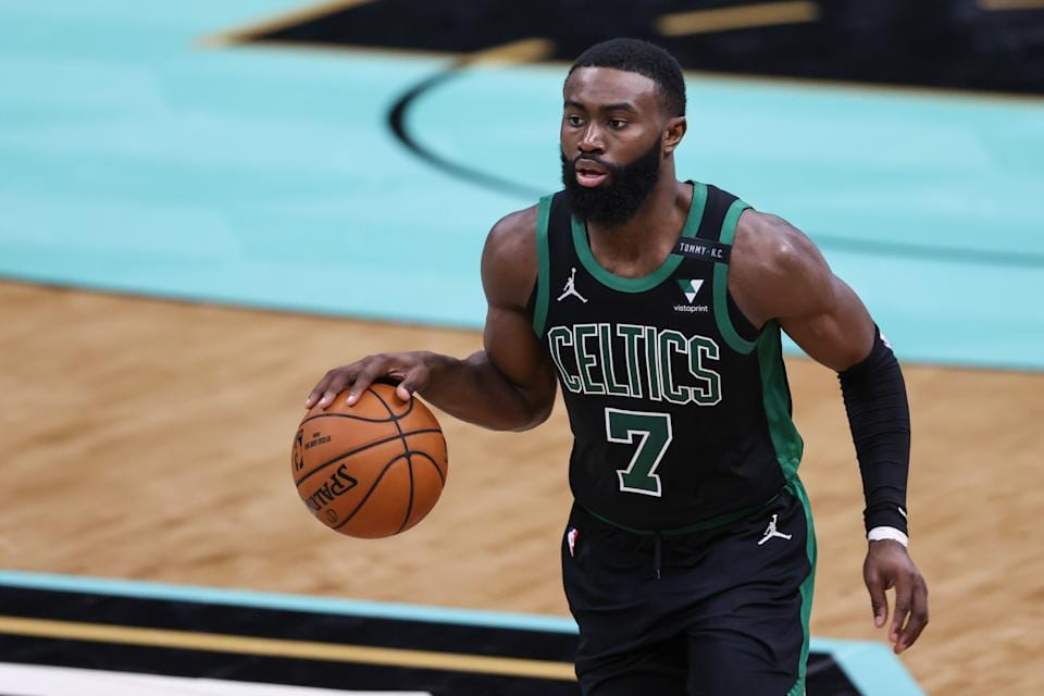 Celtics Jaylen Brown Is Out for the Season With Torn Wrist Ligament