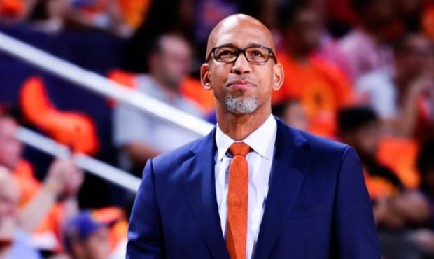 Suns' Monty Williams Named NBCA Coach of the Year