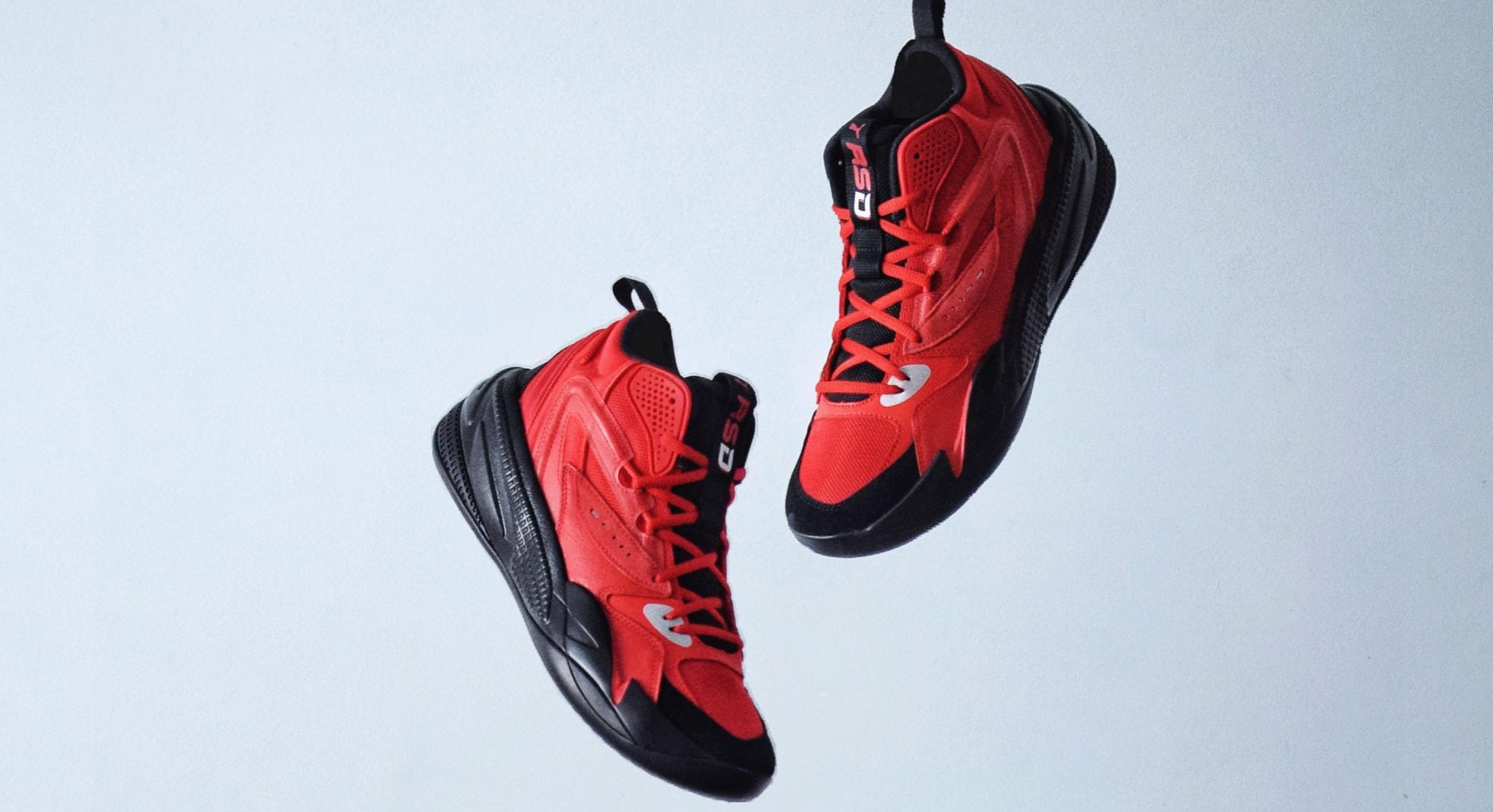 """PUMA Drops DREAMER 2 """"Off-Season"""" Red Inspired By J. Cole's New Album"""