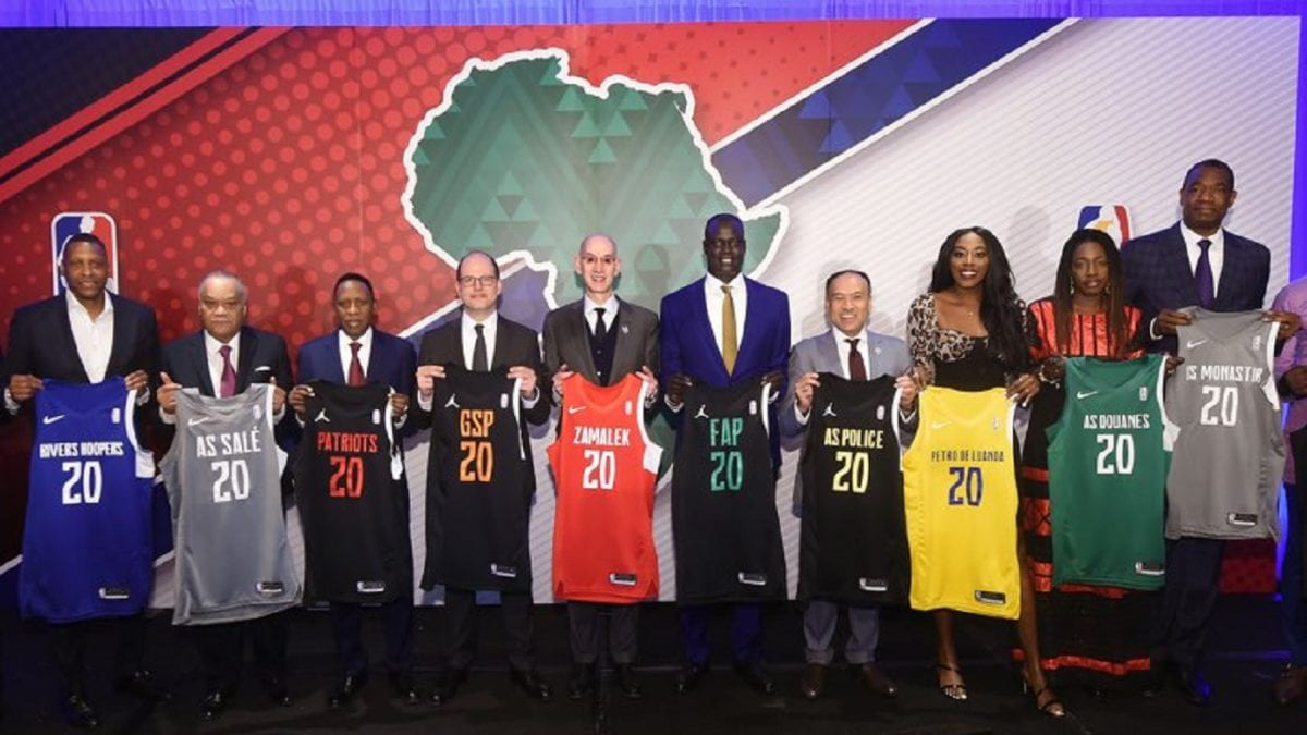 NBA Announces the Formation of $1 Billion NBA Africa