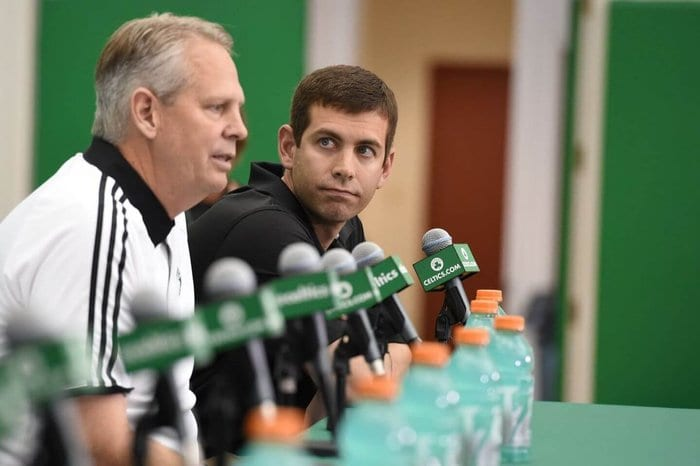 Brad Stevens Moves to Front Office Role with Celtics as Danny Ainge Steps Down