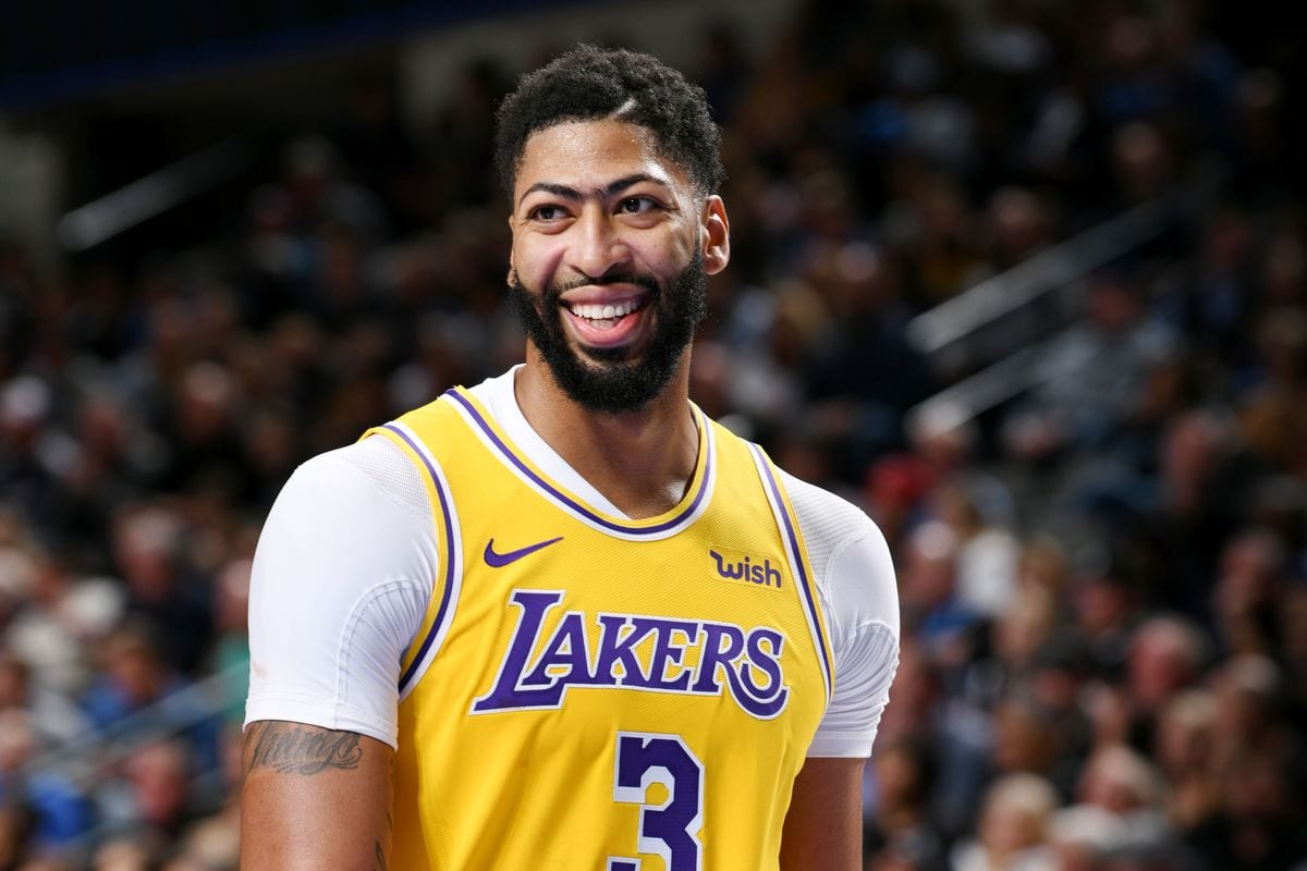 Anthony Davis Hints At Game 6 Return As Lakers Face Elimination