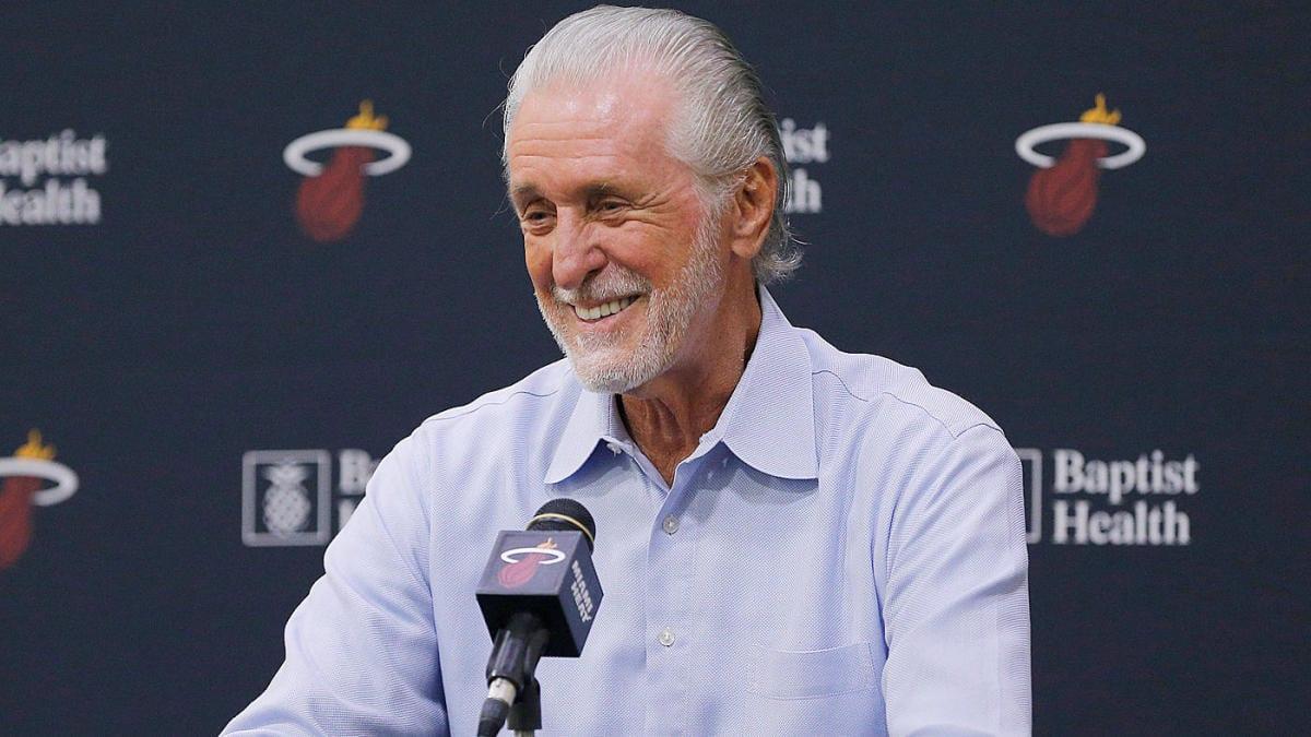 NBA Fines Pat Riley $25K for LeBron James Remarks