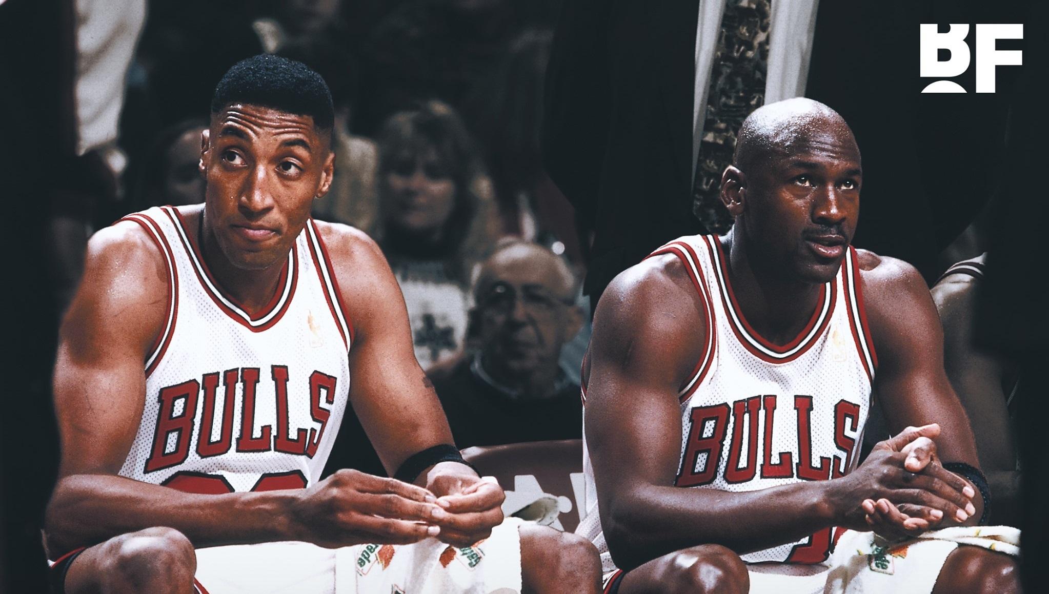 Scottie Pippen Takes Jabs at Michael Jordan in New Release Full of Untold Stories