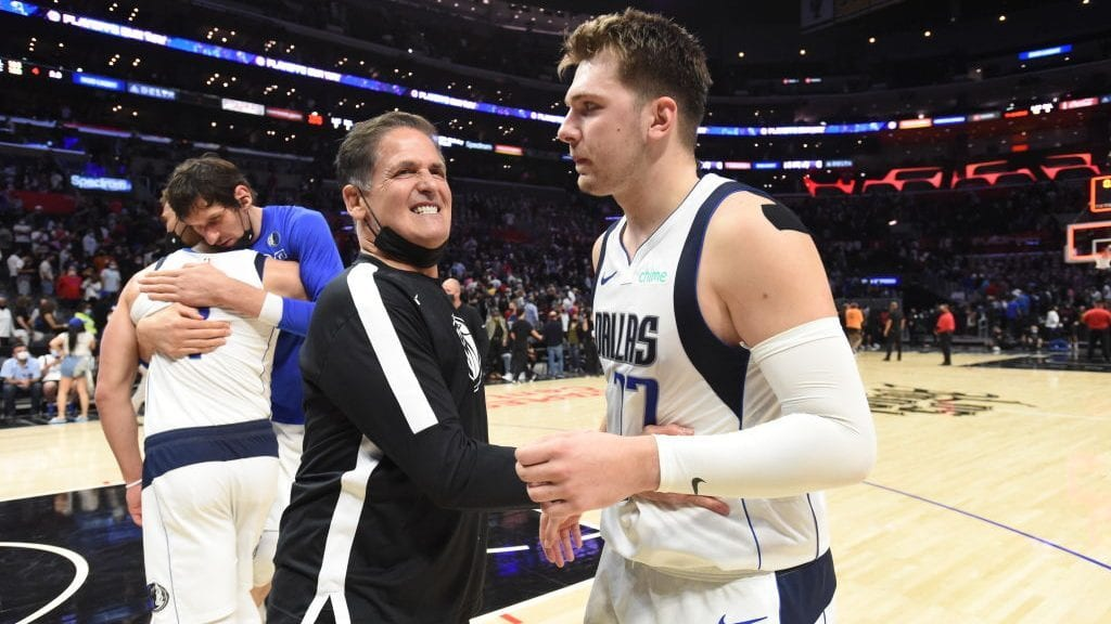 Luka Doncic May Have A Rift With Mavs Front Office Exec Voulgaris