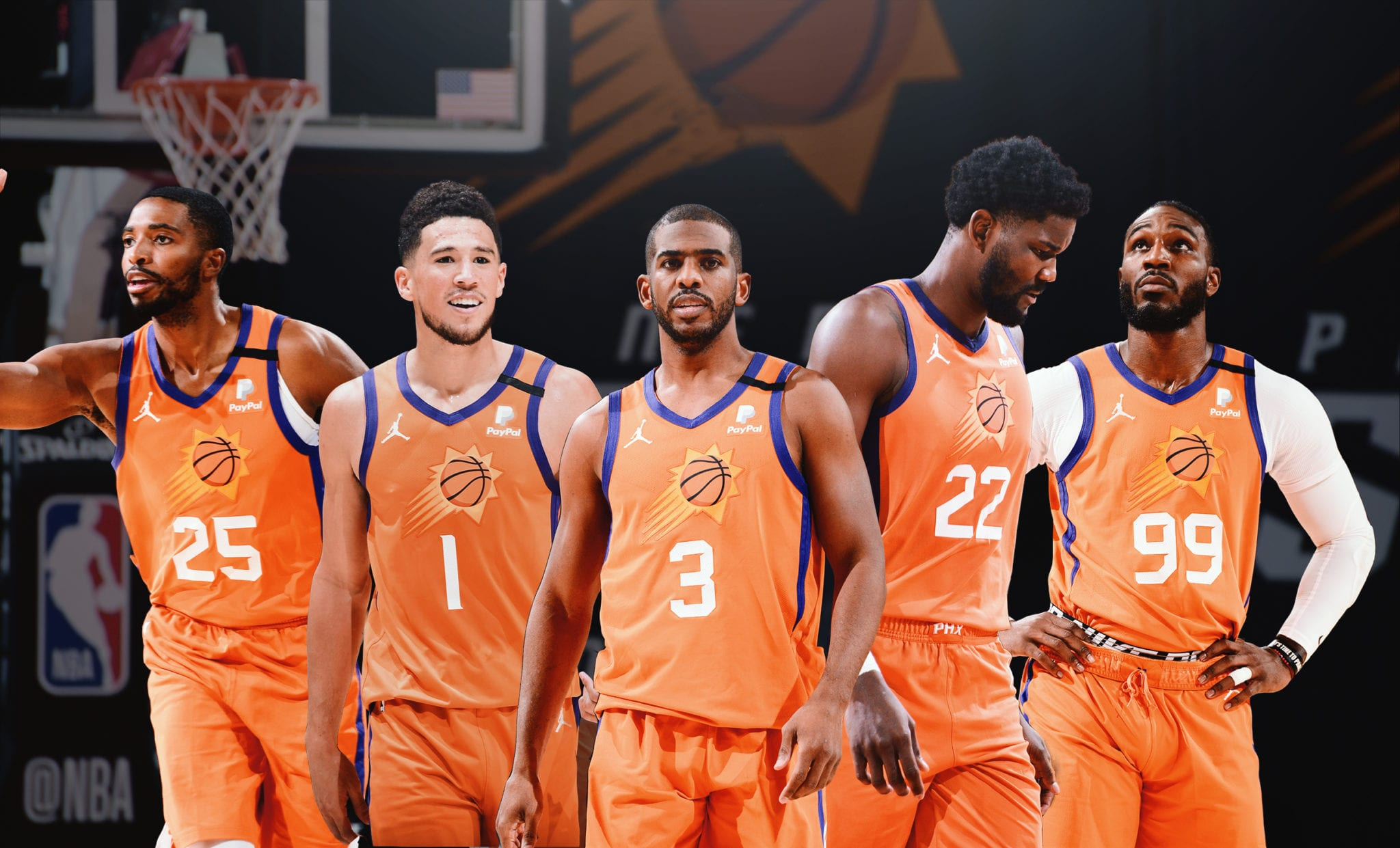 How the Phoenix Suns Became an Absolute Force