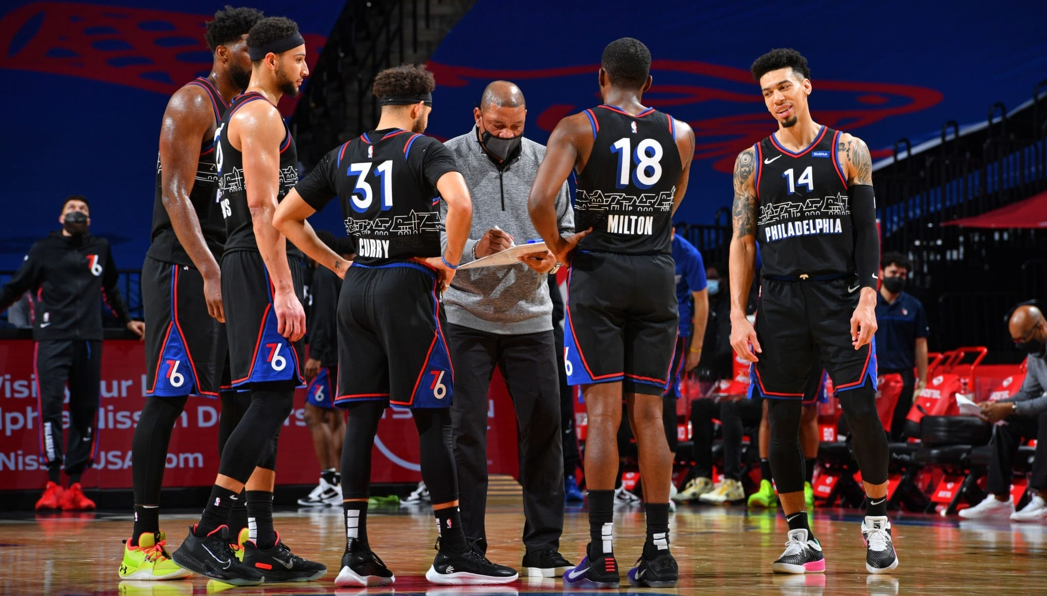 Entire Internet Roasts 76ers For Blowing 26-Point Lead
