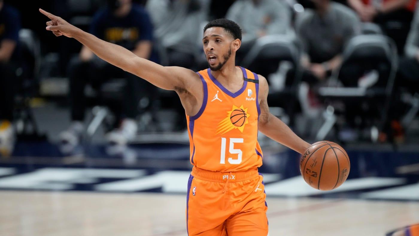 Suns reserve guard Cameron Payne
