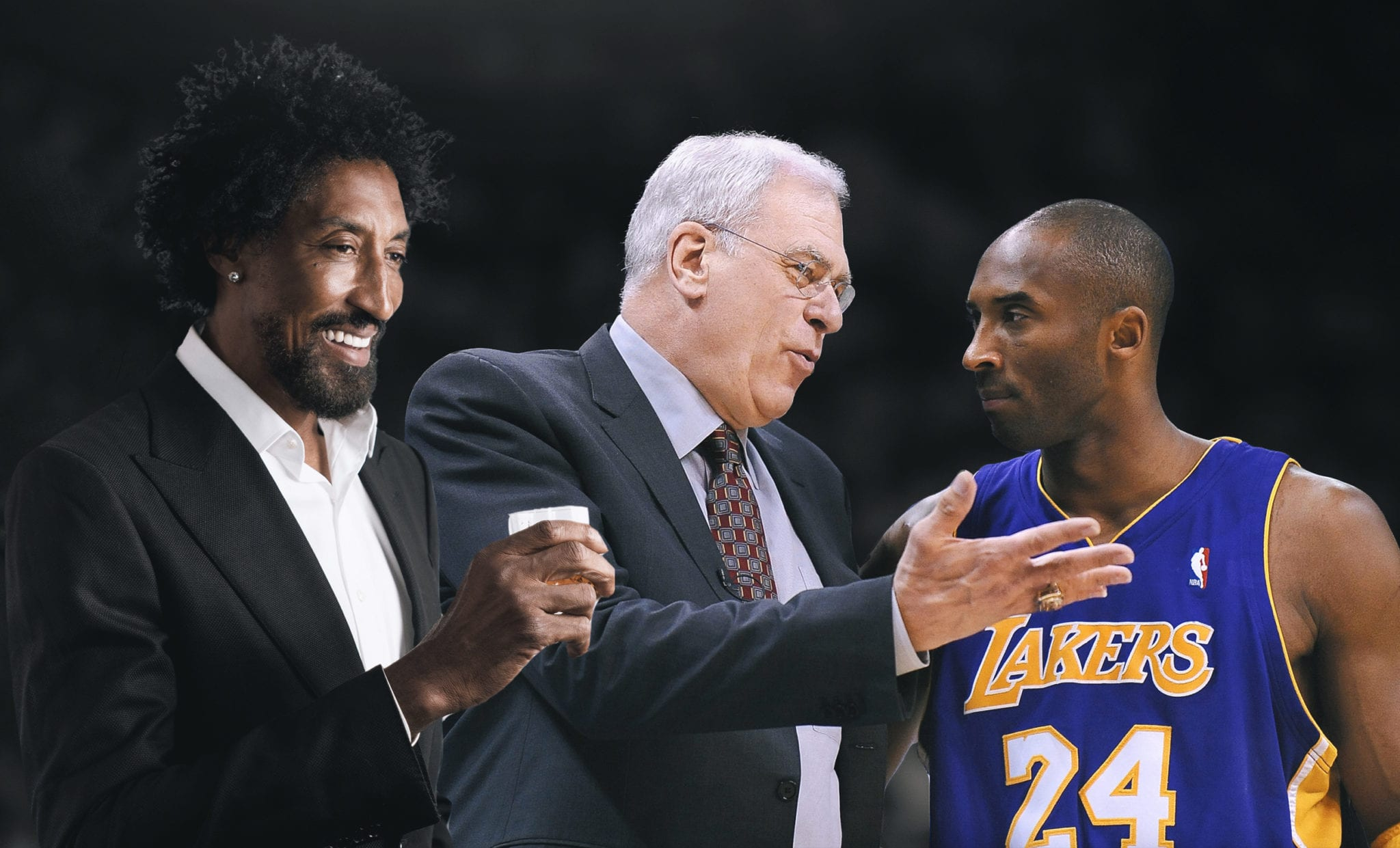 Scottie Pippen Says Phil Jackson is a Racist Who Tried to Expose Kobe Bryant