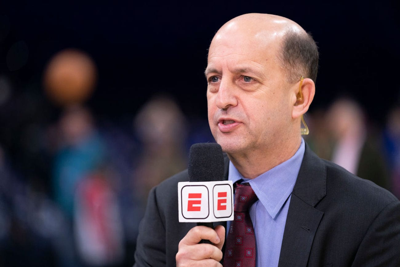 Jeff Van Gundy Is 'Sick of the Sissification of the Game'