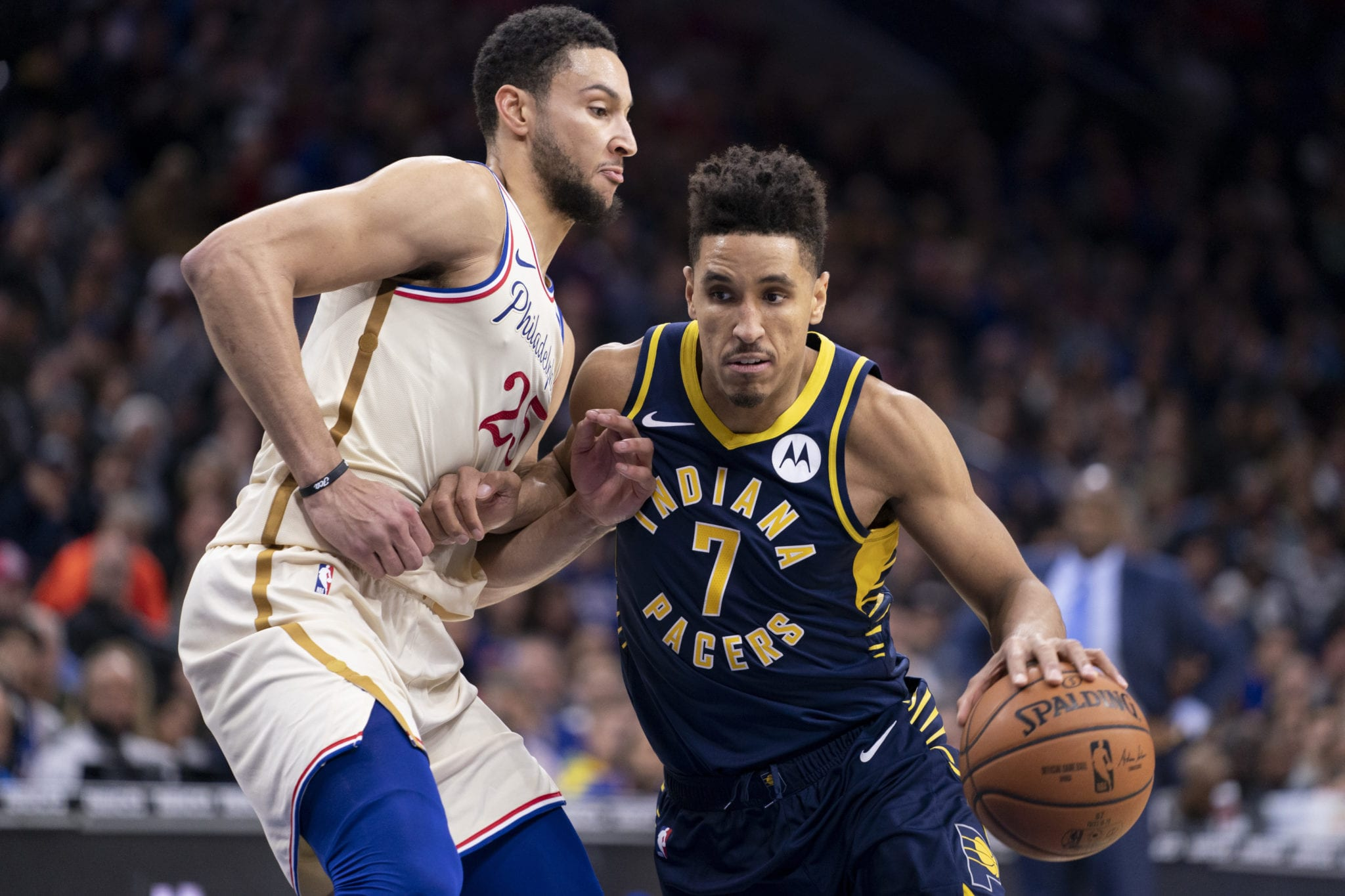 Pacers Offered Malcolm Brogdon, First Round Pick for Ben Simmons, Per Report