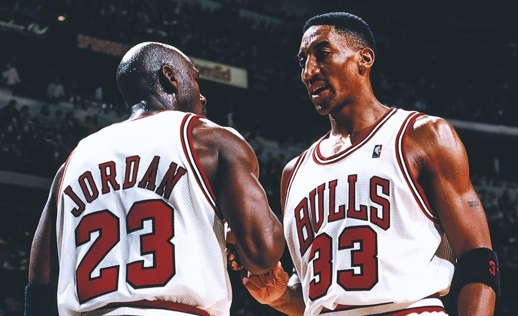 Scottie Pippen Explains Why He Doesn't Talk To Michael Jordan