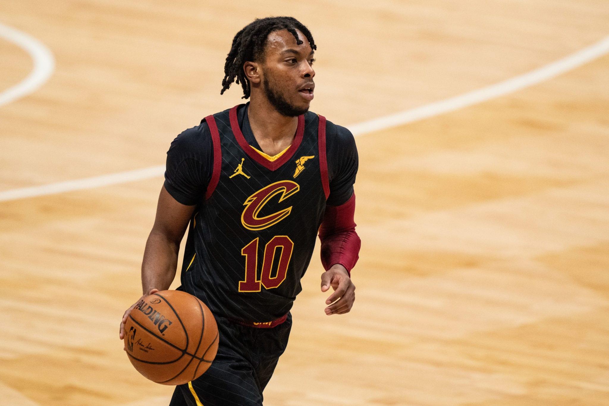 Darius Garland Select Team