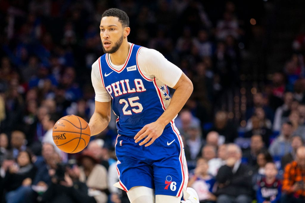 Ben Simmons Being Shopped Around by Sixers but Price Tag Is High