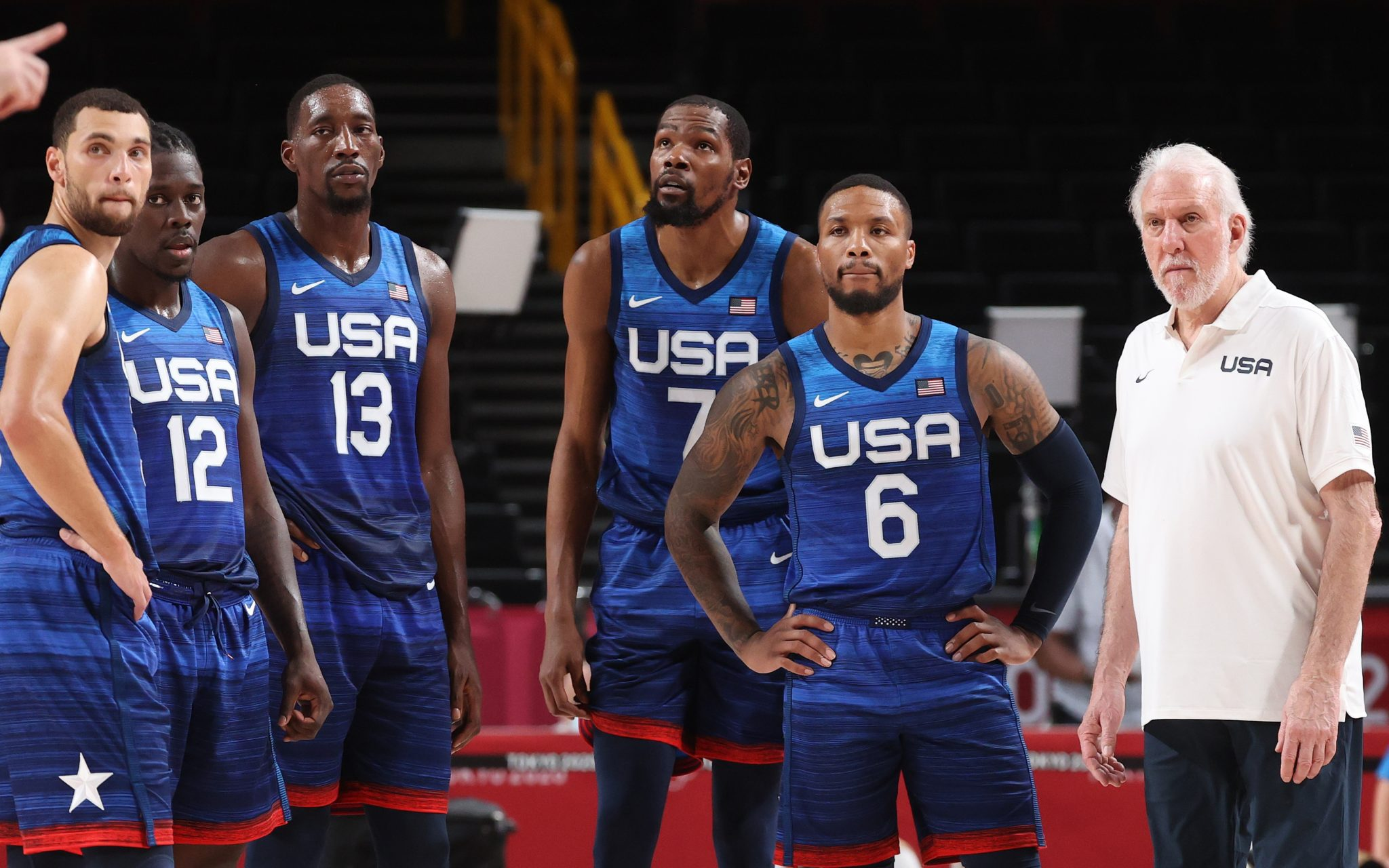 For Team USA, Tensions Are High and Time Is Running Out