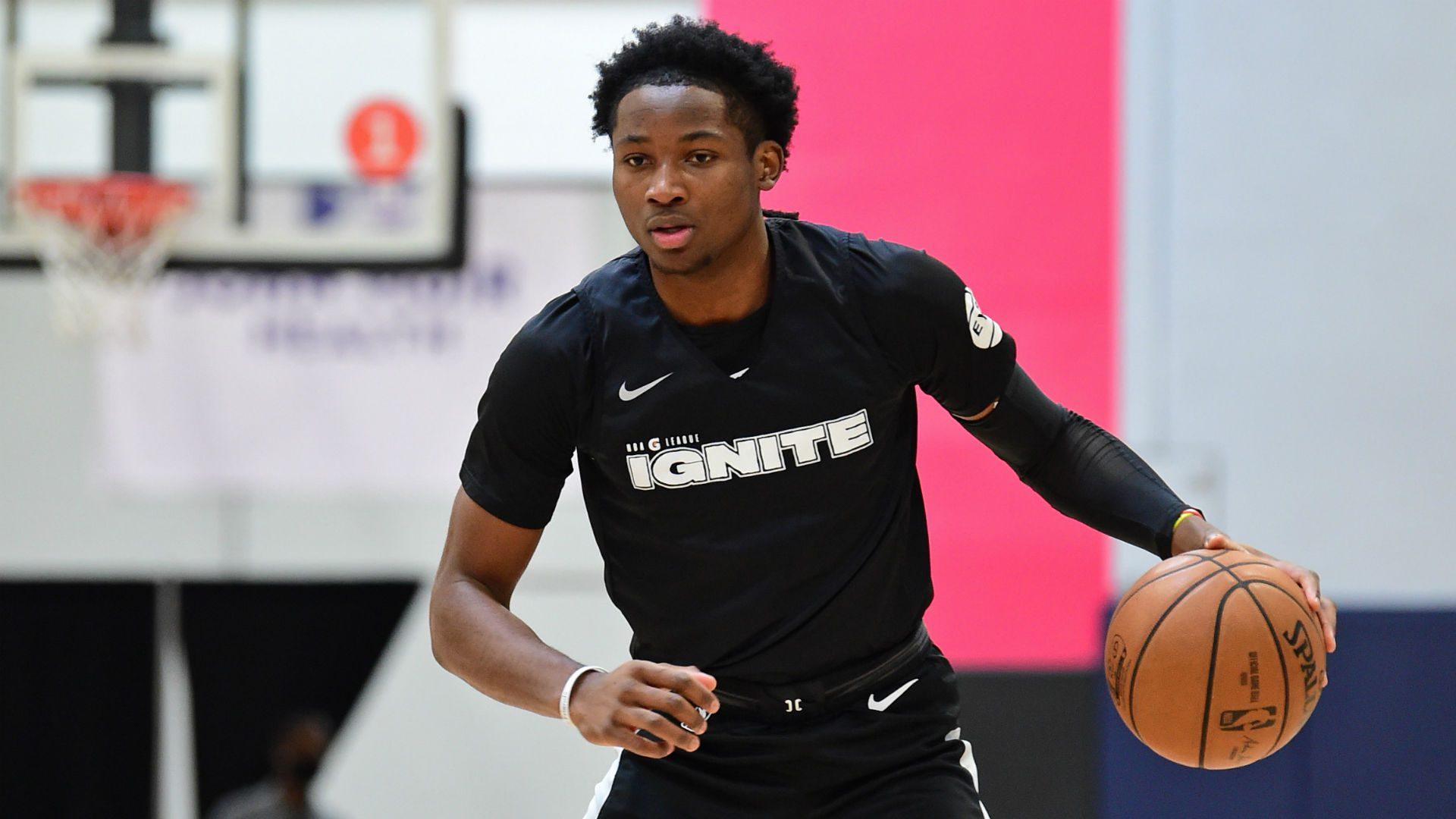 Jonathan Kuminga Draft