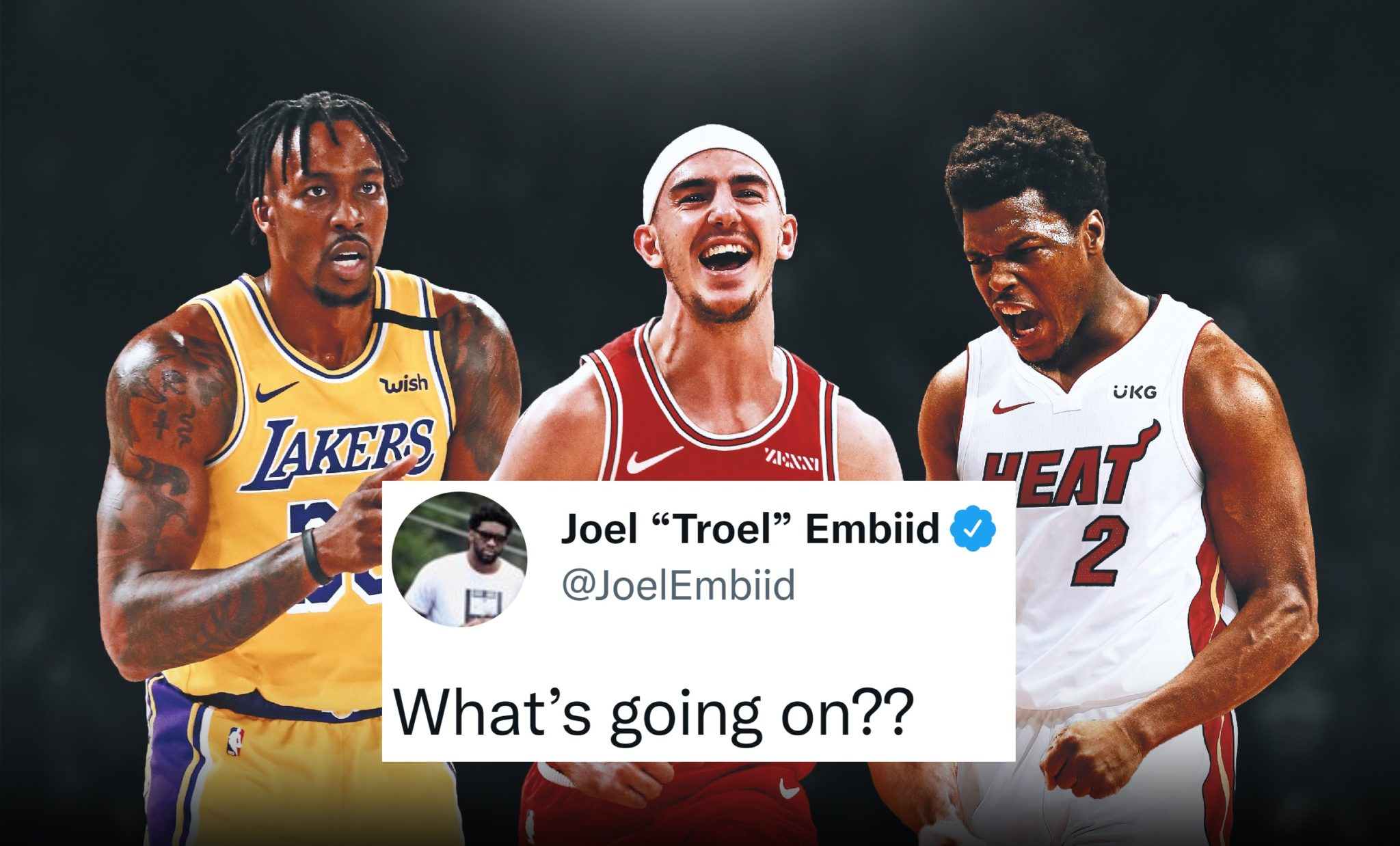NBA Players React to Free Agency Signings and Trades