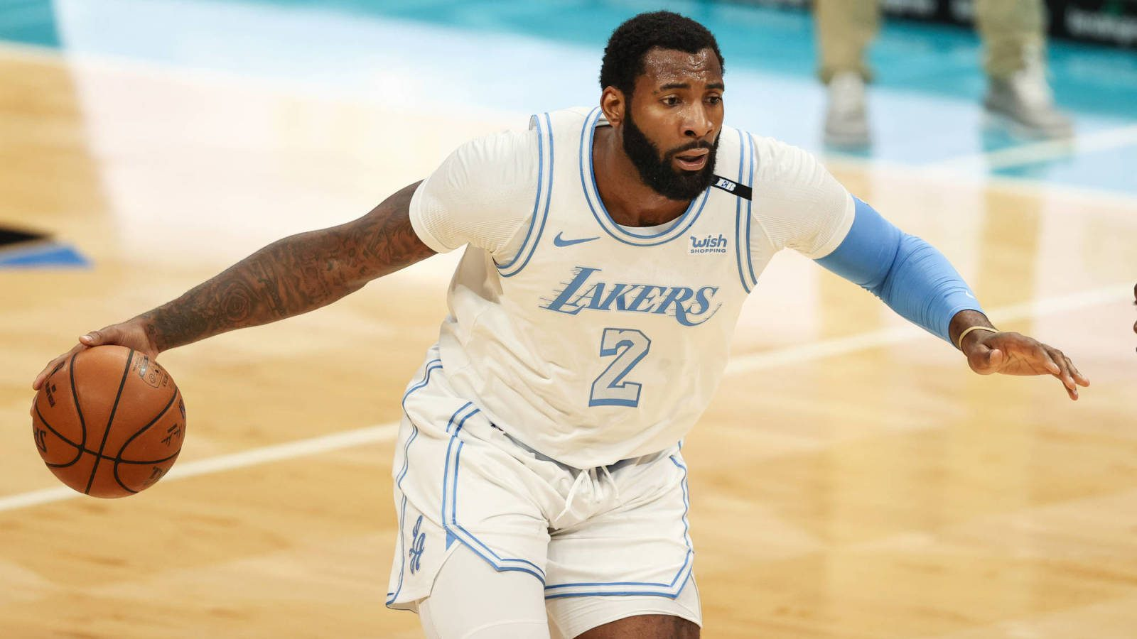 New Sixers' Center Andre Drummond Saves Young Son From Drowning