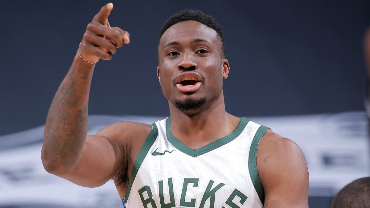 Thanasis Antetokounmpo Agrees to Two-Year Contract Extensions With Bucks
