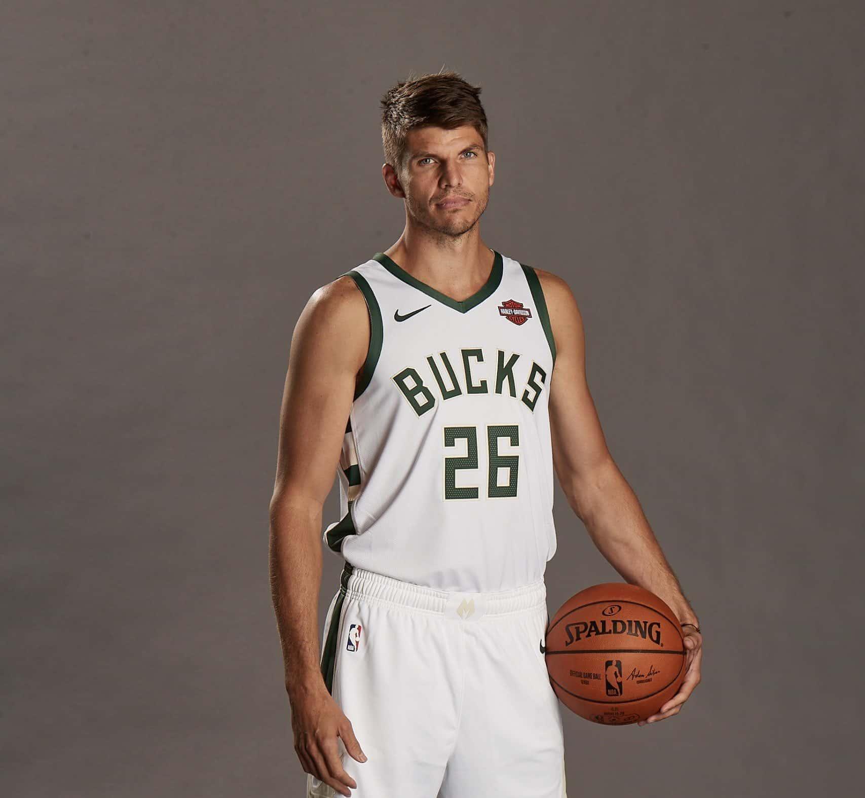 Kyle Korver as a member of the Bucks