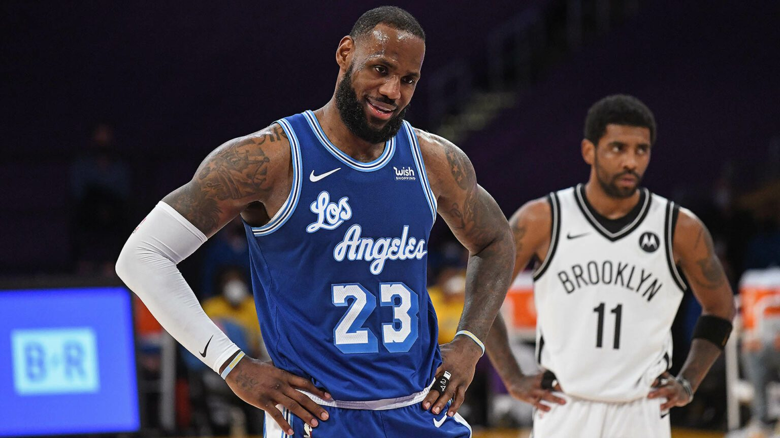 NBA Christmas Day will feature the Lakers and Nets