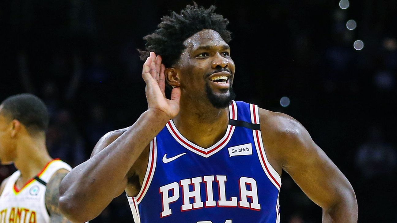 Sixers Bank Their Future on Joel Embiid With Supermax Contract Extension