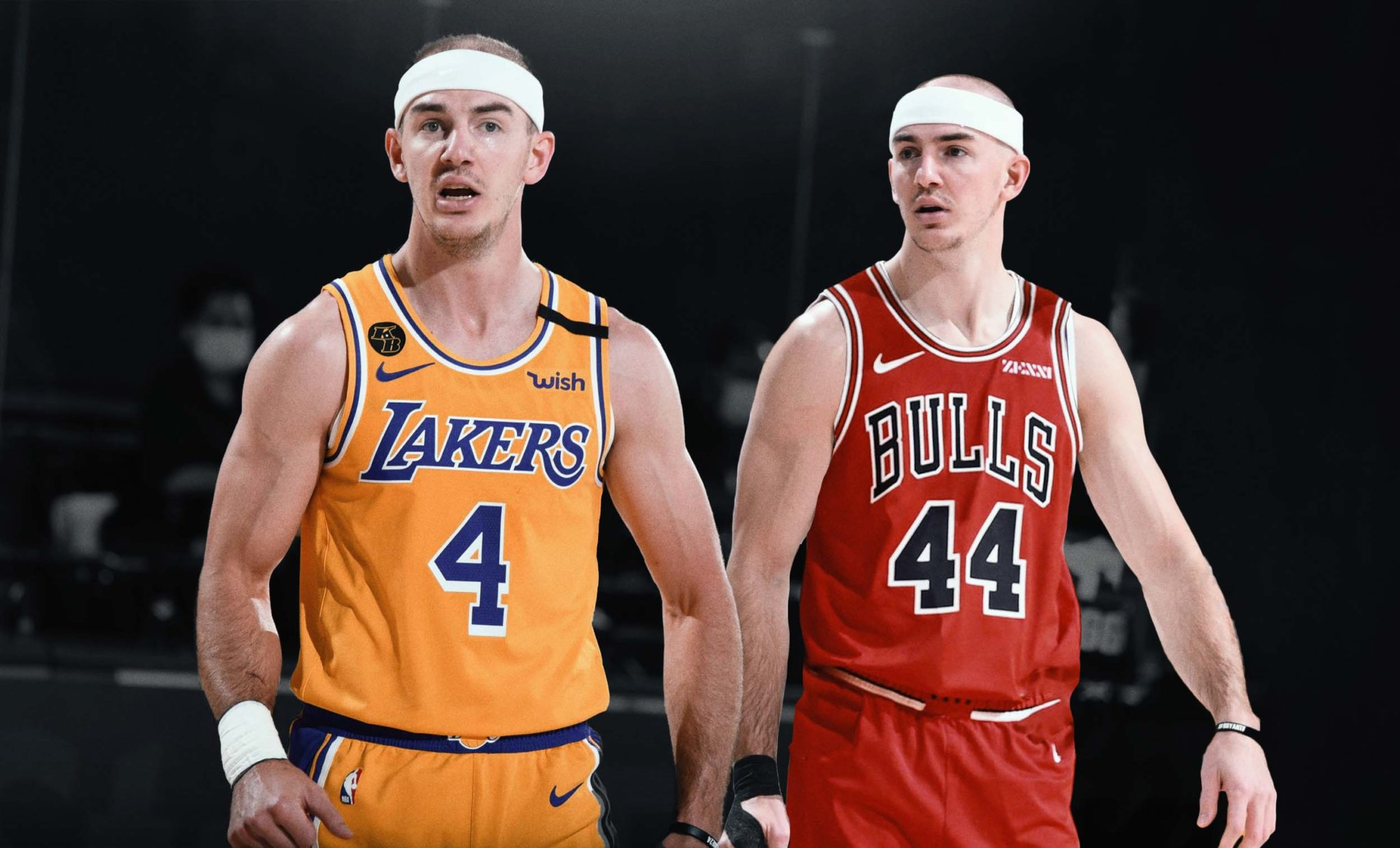 How Alex Caruso's Lakers Return Fell Through