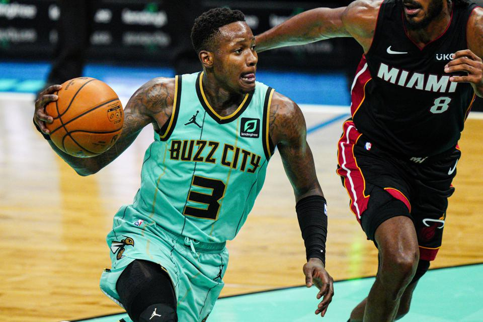 Hornets  to Sign Terry Rozier to 4-Year Max Contract Extension