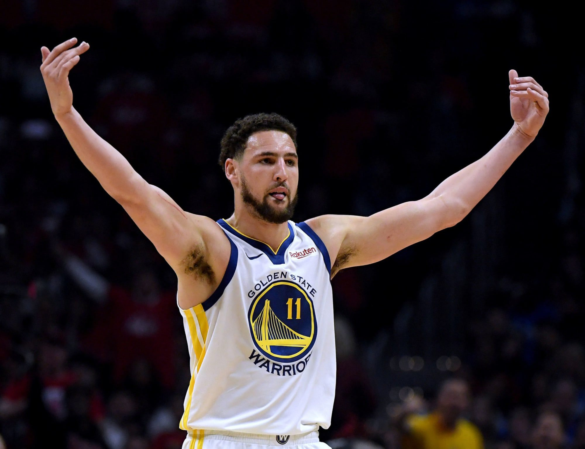Warriors Looking at Christmas Day Return for Klay Thompson