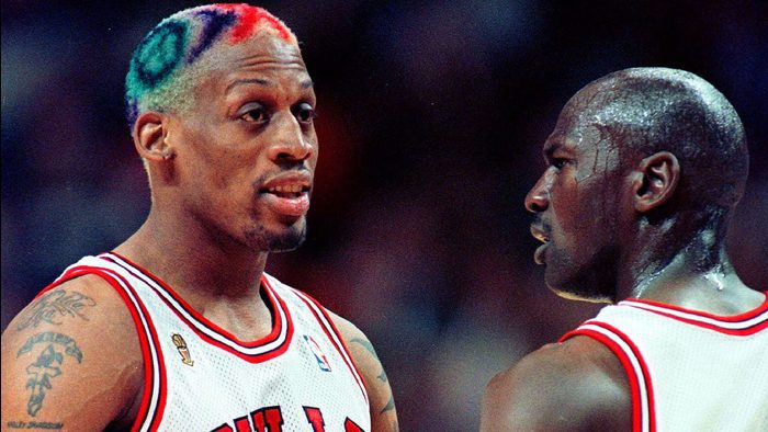 Dennis Rodman's Infamous Vegas Trip During NBA Finals to Become Feature Film